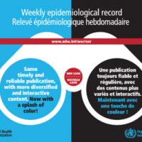 Weekly epidemiological record